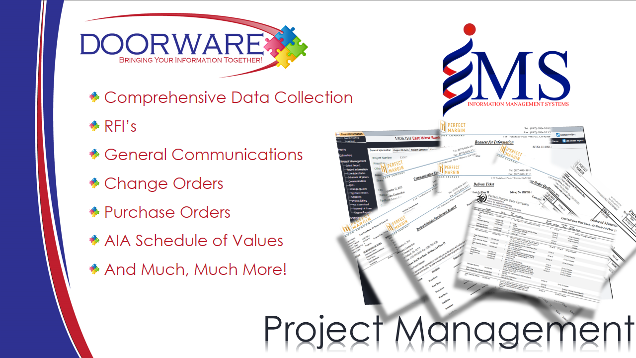 IMS - Project Management Solutions